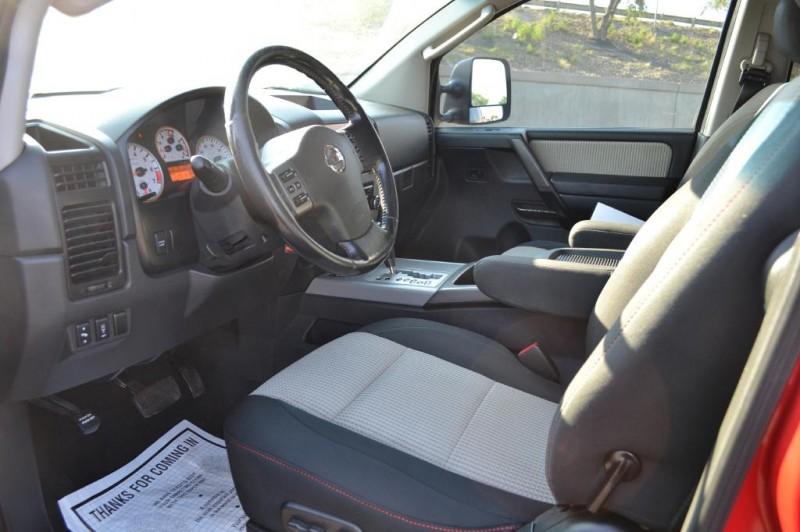 Nissan Titan 2008 price $13,850