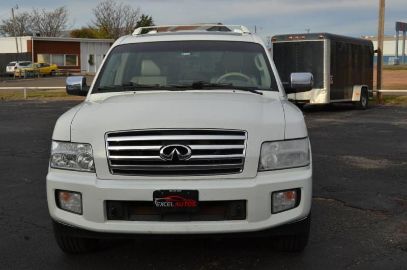 INFINITI QX56 2007 price $10,495