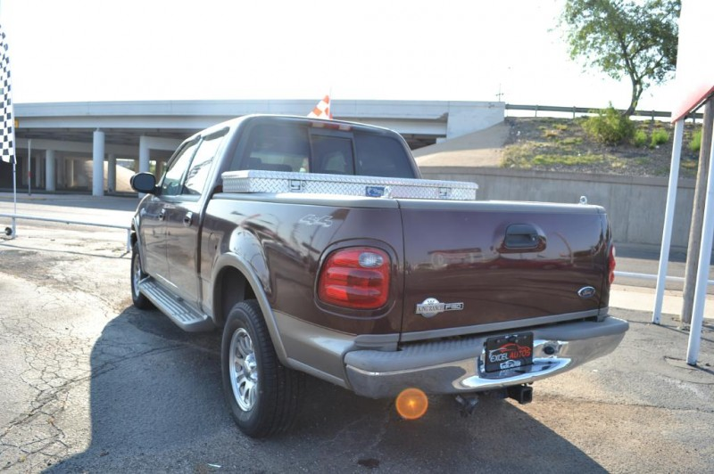 Ford F-150 SuperCrew 2001 price $6,695