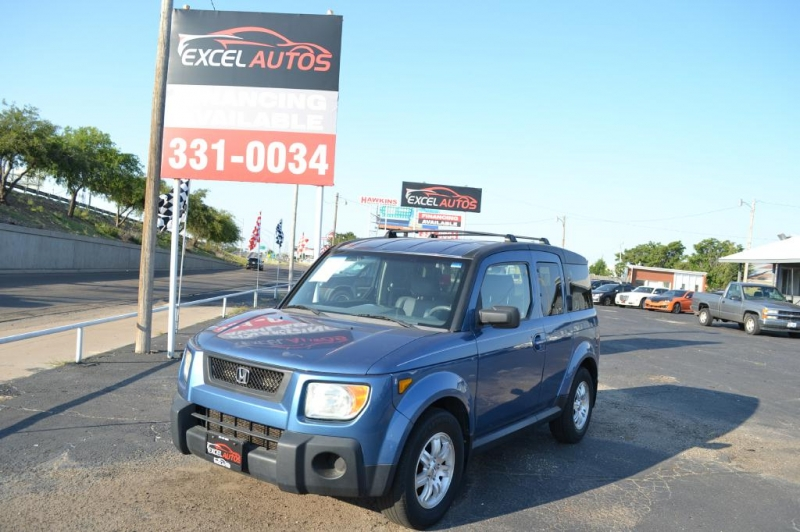 2006 Honda Element 4WD EX-P AT - Inventory | Excel Autos ...
