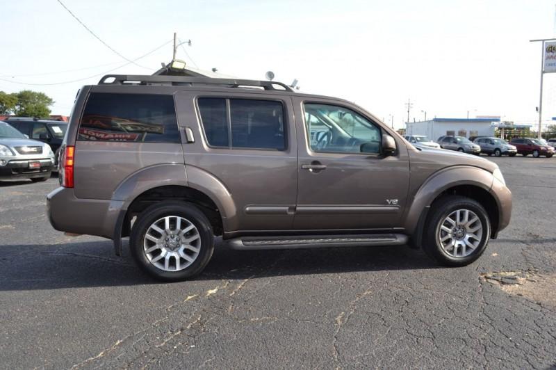 Nissan Pathfinder 2008 price $8,995