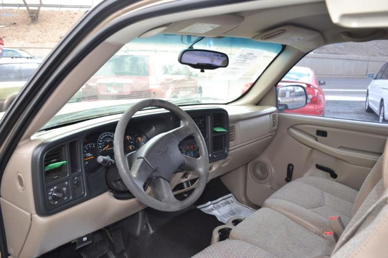 Chevrolet Silverado 1500 2006 price $7,495