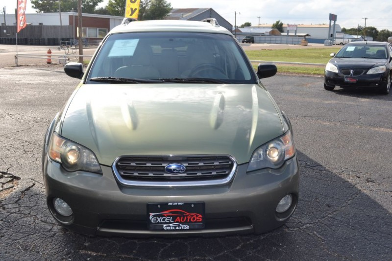 Subaru Legacy Wagon (Natl) 2005 price $5,195
