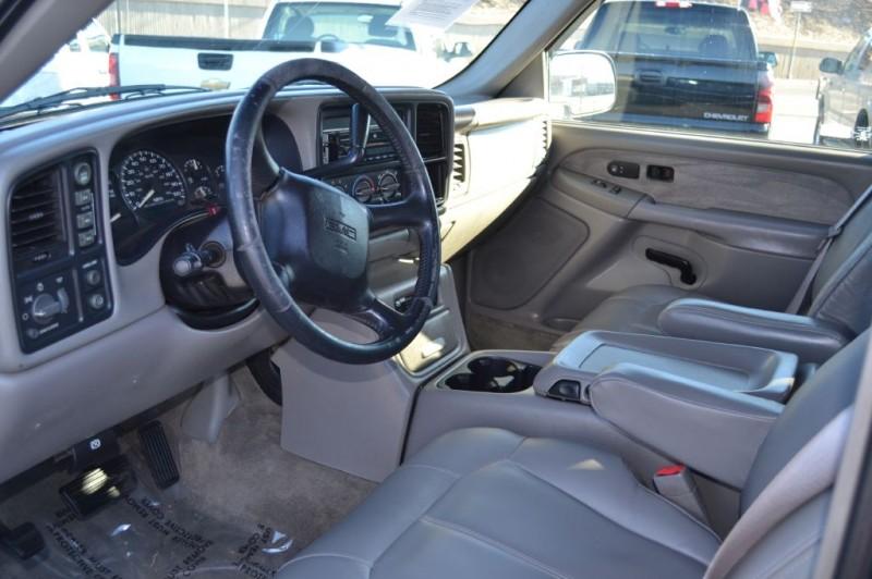 GMC Sierra 1500HD 2002 price $7,995