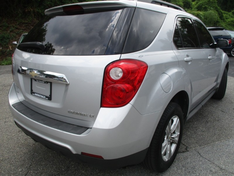 Chevrolet Equinox 2011 price $10,800