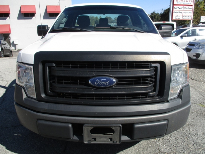 Ford F-150 2014 price $12,500