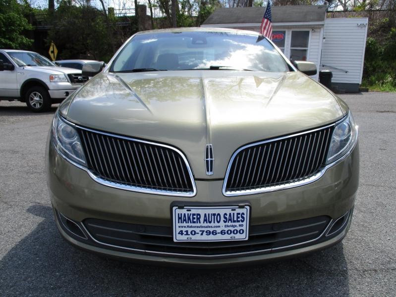 Lincoln MKS 2013 price $10,900