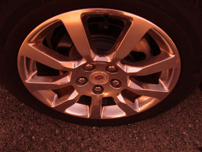 Cadillac CTS 2008 price $9,495