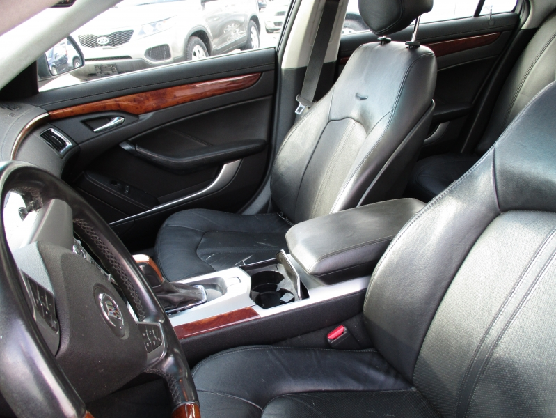 Cadillac CTS 2008 price $7,895