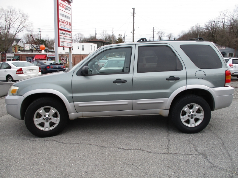 Ford Escape 2007 price $7,595