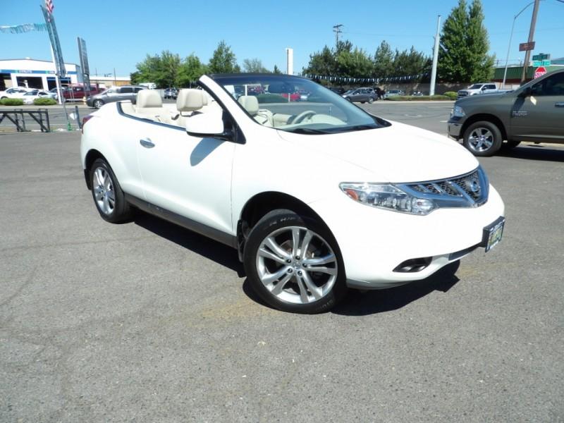 Nissan Murano CrossCabriolet 2011 price $15,875