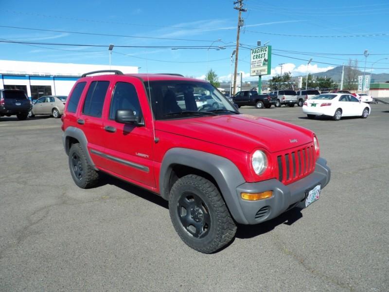 Jeep Liberty 2004 price $1,200 Cash