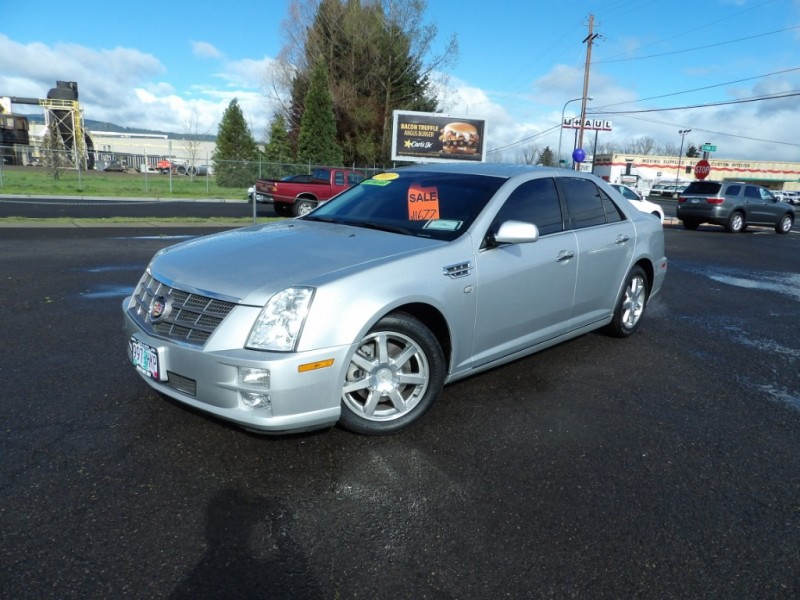 Cadillac STS 2011 price $11,677