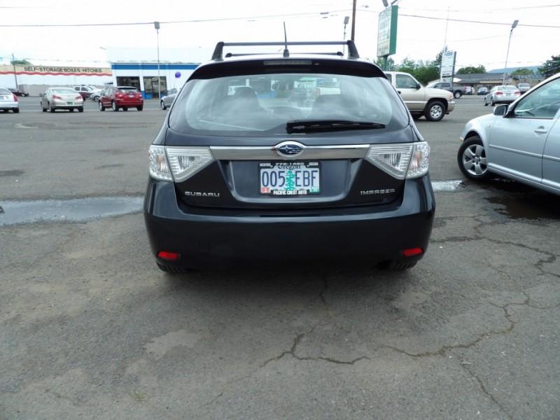 Subaru Impreza Wagon 2009 price $6,979