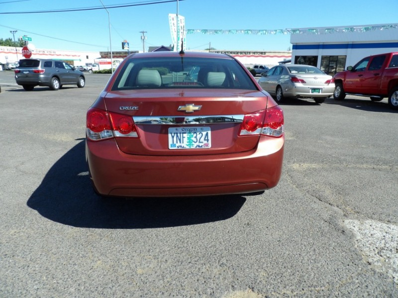 Chevrolet Cruze 2012 price $7,575