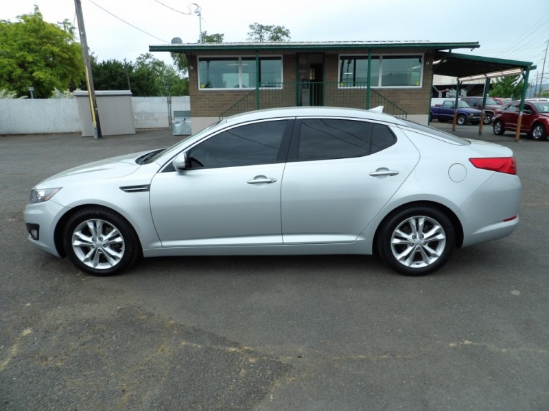 Kia Optima 2013 price $8,377