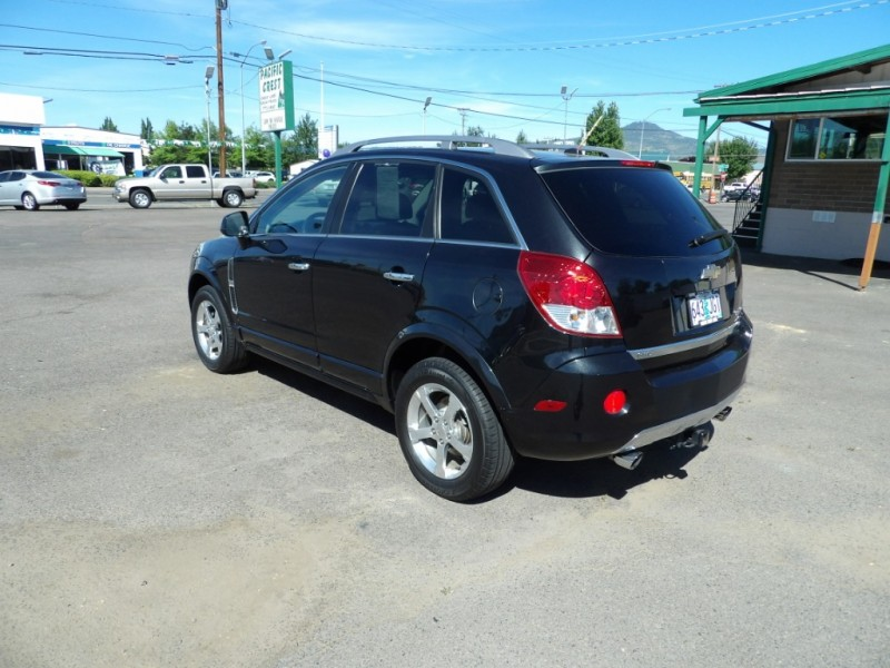 Chevrolet CAPTIVA LTZ AWD 2012 price $11,377
