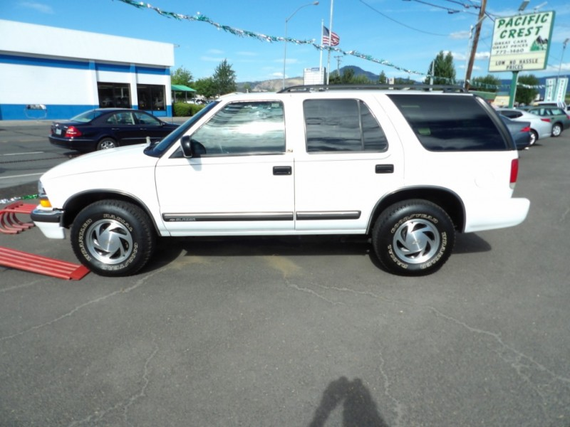 Chevrolet Blazer 2001 price $4,975