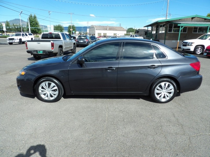 Subaru Impreza Sedan 2011 price $7,878
