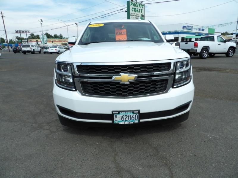 Chevrolet Tahoe 2016 price $36,775