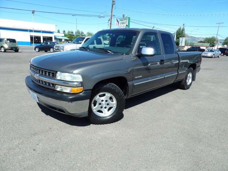 1999 Chevrolet Silverado >> 1999 Chevrolet Silverado 1500 Ext Cab 143 5 Wb Ls