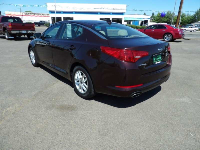 Kia Optima 2011 price $5,975