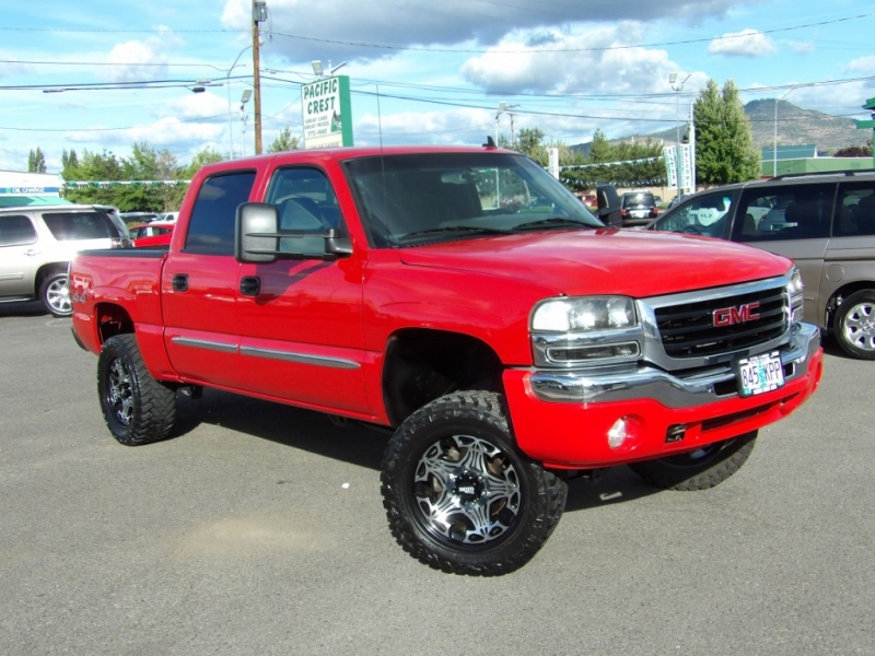 GMC Sierra 1500 2006 price $12,577