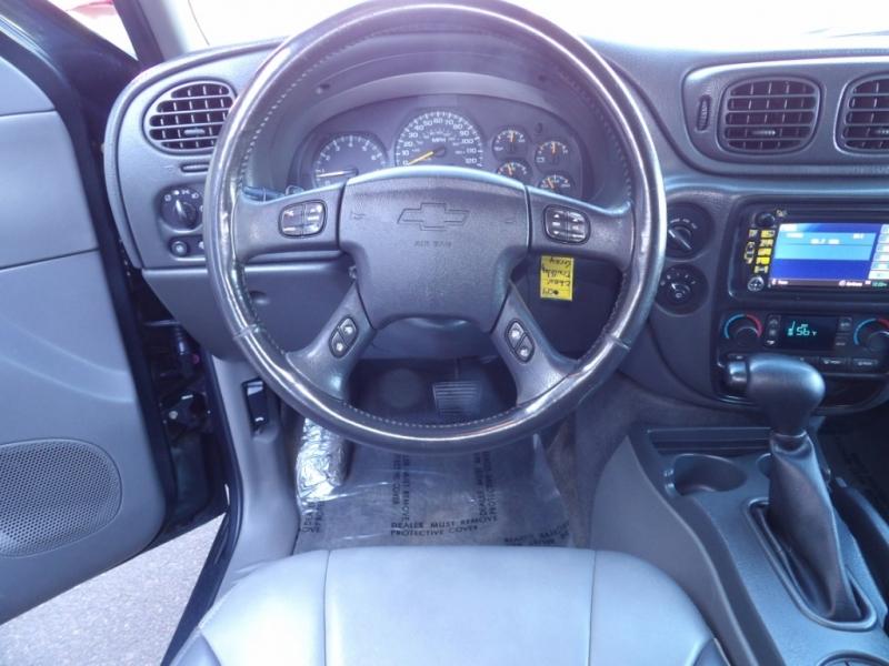 Chevrolet TrailBlazer 2004 price $3,775