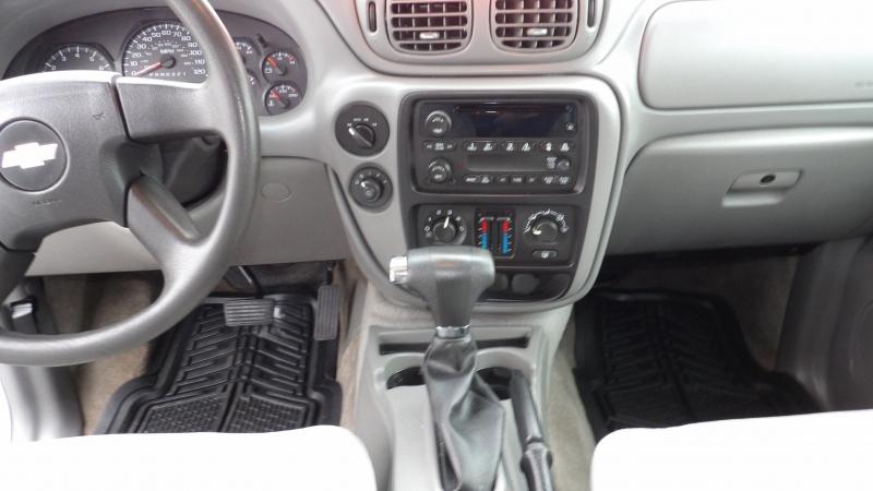 Chevrolet TrailBlazer 2007 price $5,975