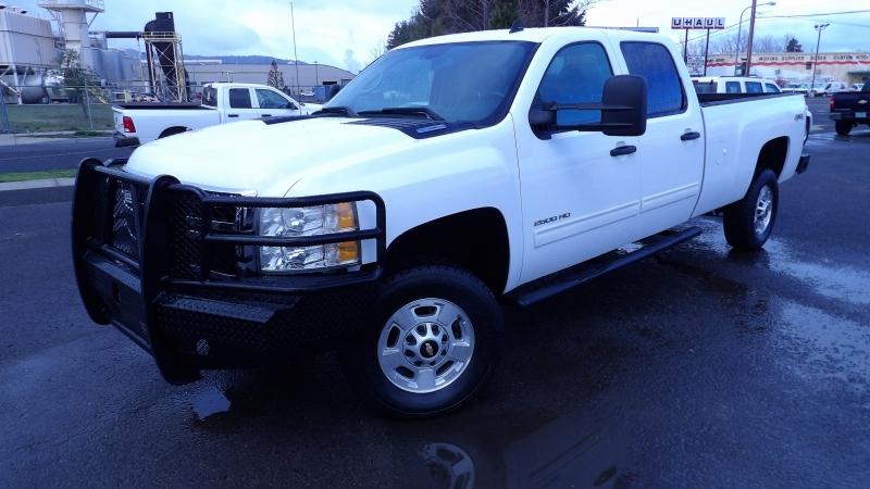 Chevrolet Silverado 2500HD 2011 price $18,675