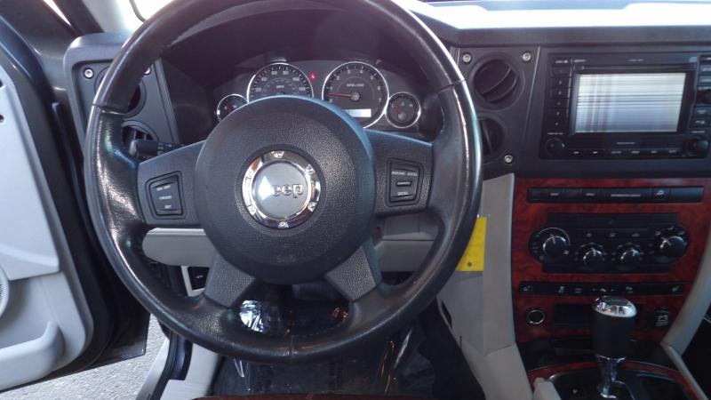 Jeep Commander 2006 price $5,277