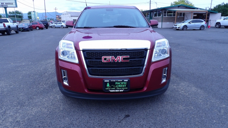 GMC Terrain 2011 price $9,277