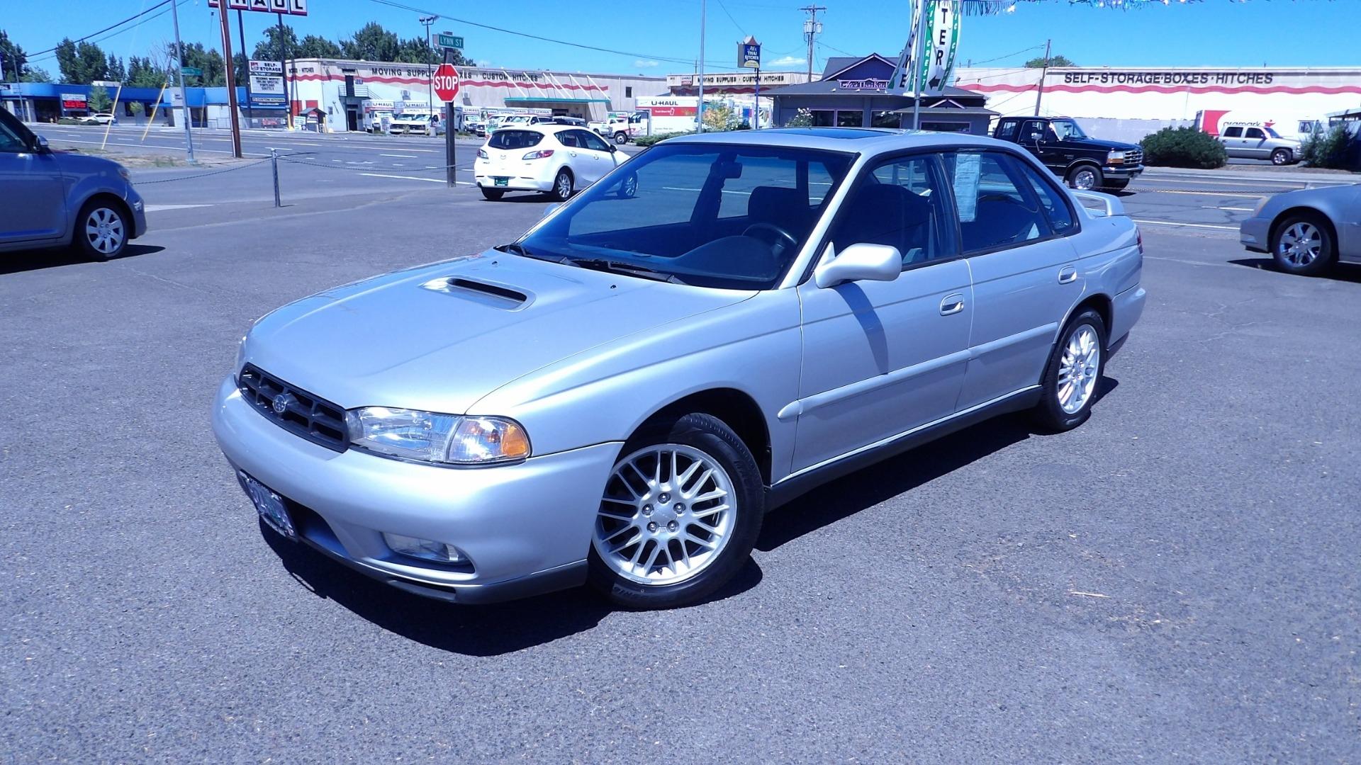 Oem 2000 2004 Subaru Ignition Lock Cylinder W Keys Legacy Outback 83191ae02b Ebay
