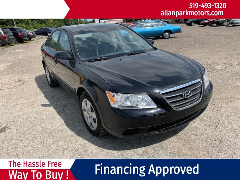Hyundai Sonata 2010 price $7,477
