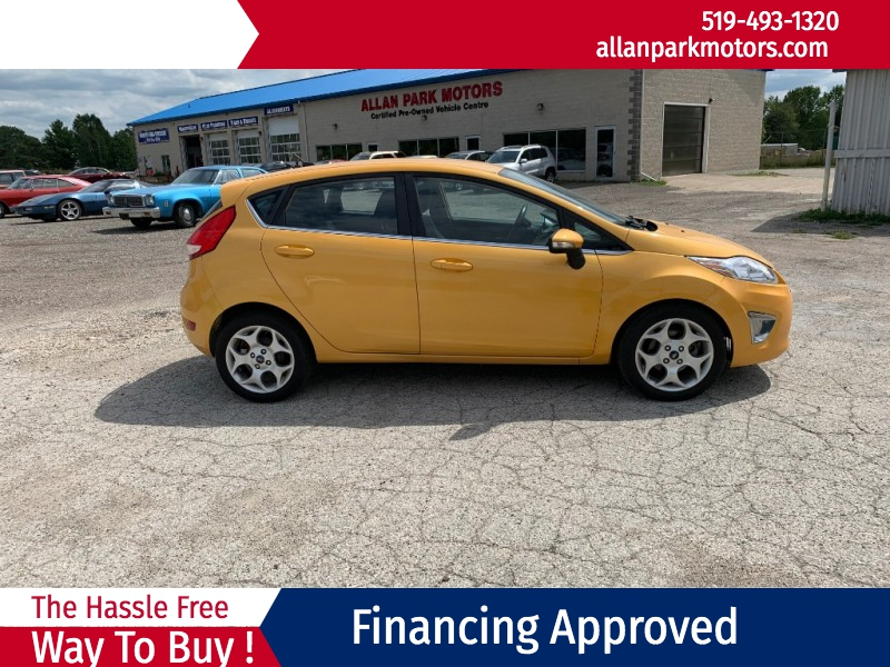 Ford Fiesta 2011 price $4,999