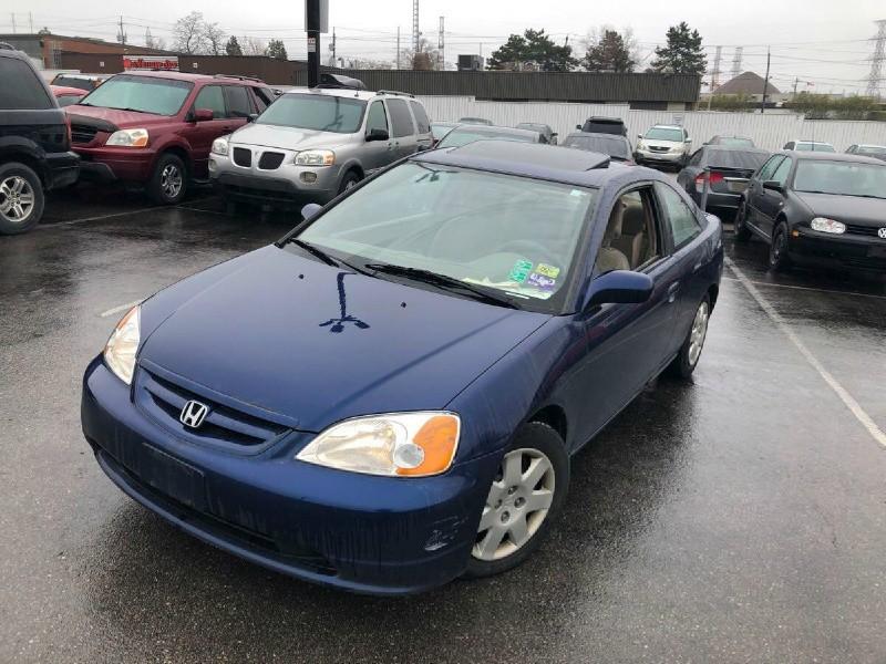 Honda Civic 2001 price $1,499