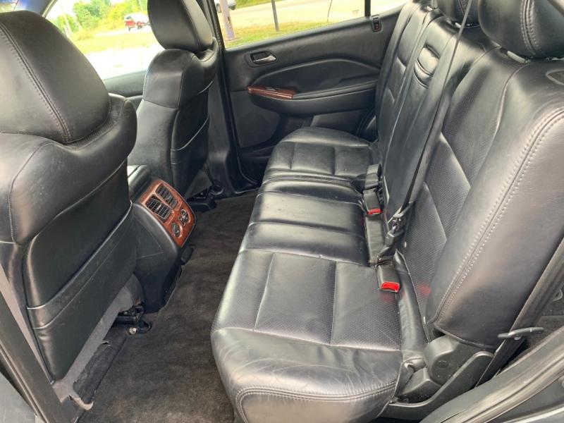 Acura MDX 2003 price $0