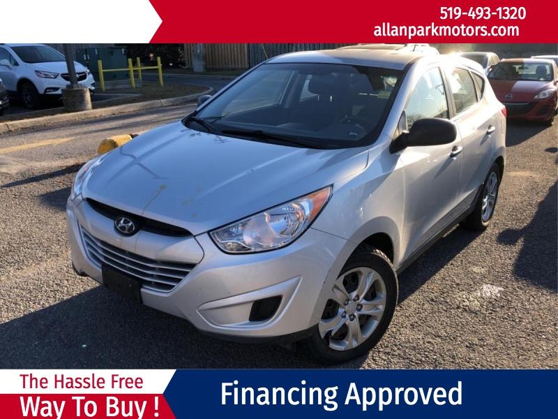 Hyundai Tucson 2012 price $11,999