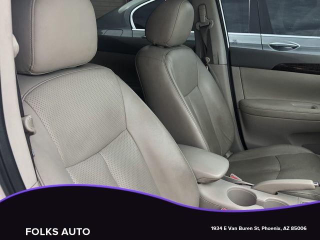 Nissan Sentra 2014 price $7,595