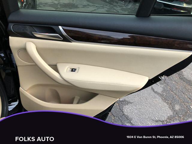 BMW X3 2015 price $12,995