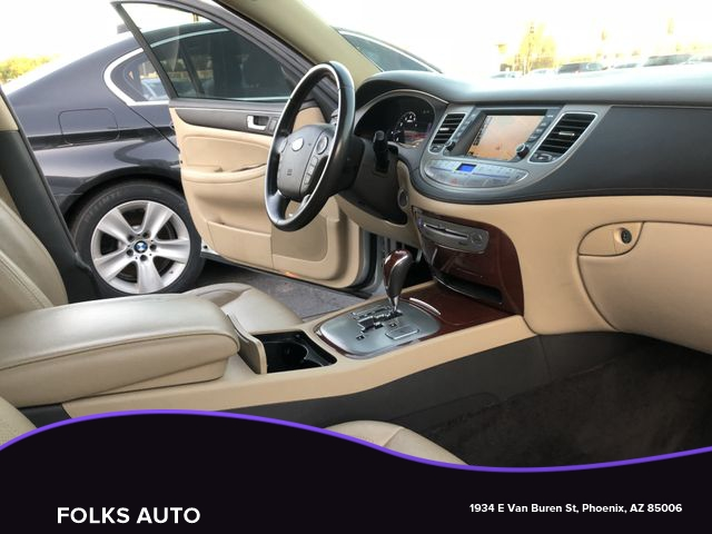 Hyundai Genesis 2012 price $8,995