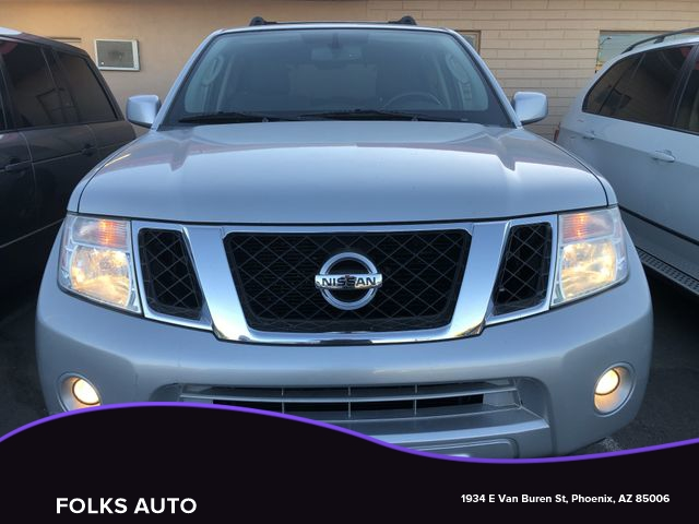 Nissan Pathfinder 2011 price $9,595