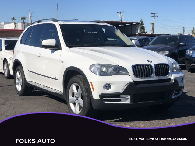 BMW X5 2008 price $8,495