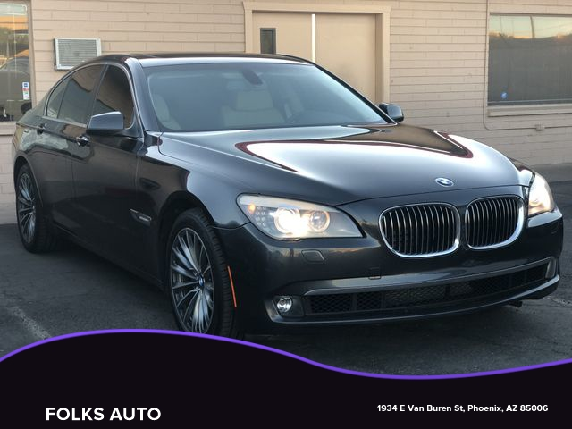 BMW 7 Series 2011 price $9,595