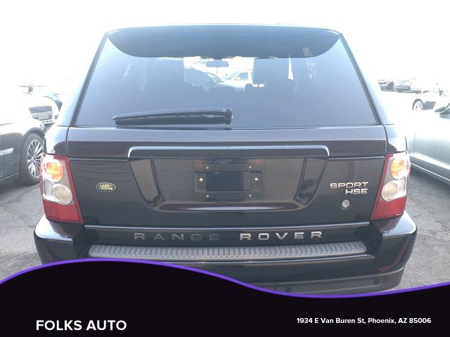 Land Rover Range Rover Sport 2009 price $9,595