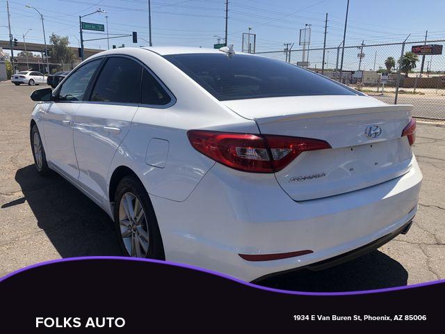 Hyundai Sonata 2017 price $9,995