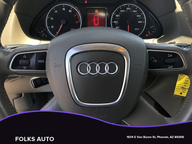 Audi Q5 2011 price $8,995