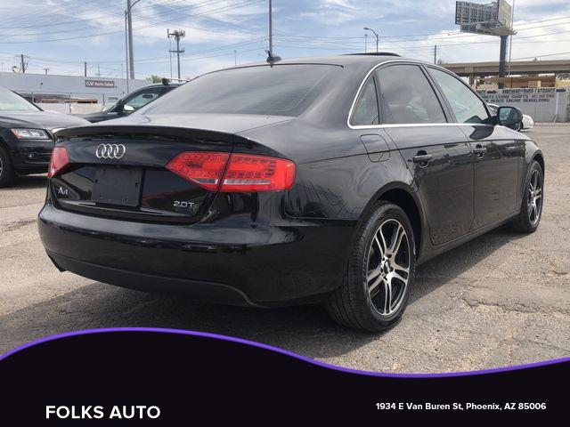 Audi A4 2011 price $8,595