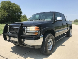 GMC Sierra 1500HD 2002