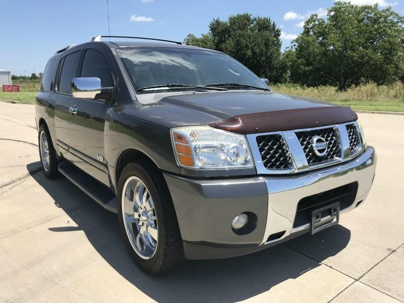 Nissan Armada 2007 price $6,995